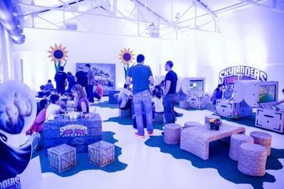 Hemos estado en el showroom de Skylanders Trap Team antes del lanzamiento el 10 de octubre de 2014