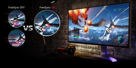 27ud68 W Freesync 1600x800