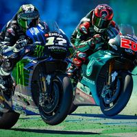 Yamaha arrincona a Valentino Rossi: han escogido a Fabio Quartararo como compañero de Maverick Viñales