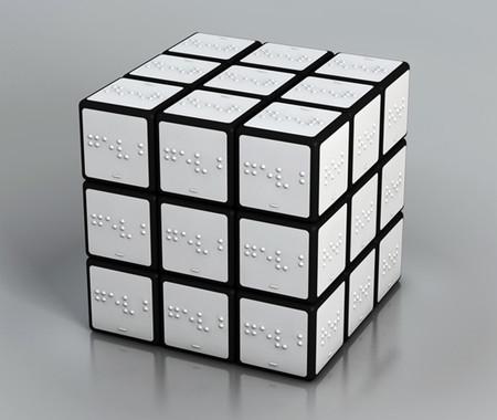 Blind Rubik