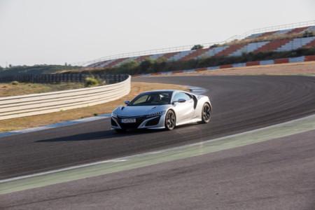 Honda Nsx Track