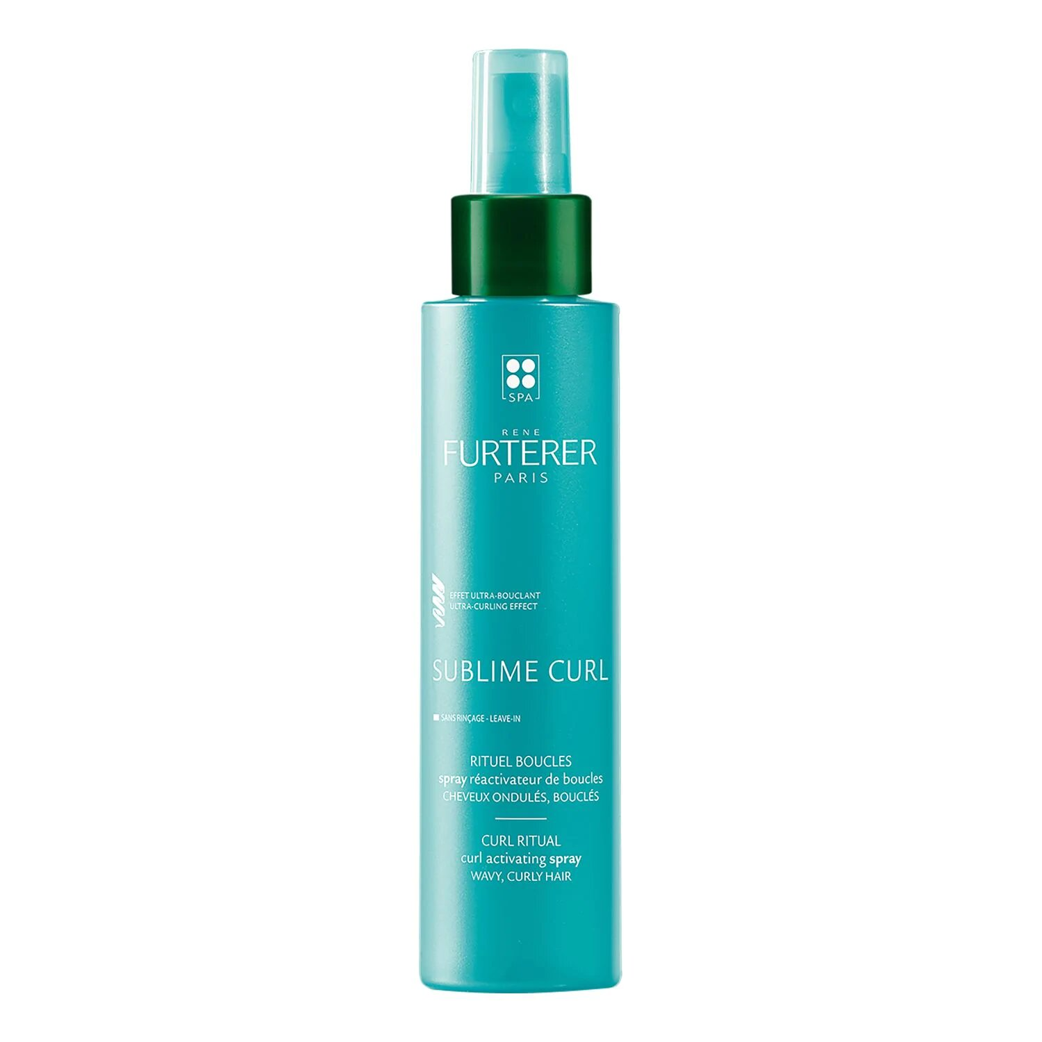Sublime curl Spray reactivador de rizos Rene Furterer: