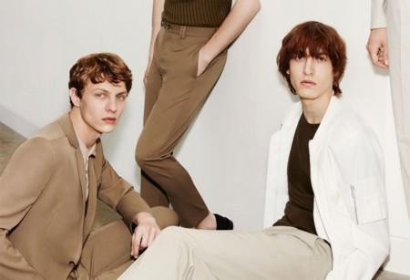 Catálogo Zara hombre primavera-verano 2016: estampados retro a lo Prada