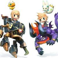 World of Final Fantasy tiene un tráiler nuevo de lo más kawaii (y no es de Bandai) [TGS 2015]