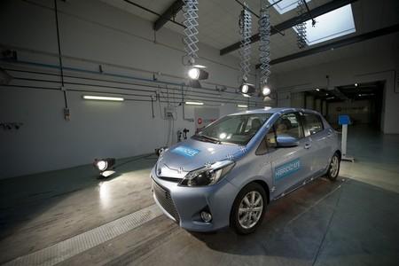 La motorización híbrida no eleva el precio de la reparación de un Toyota Yaris HSD