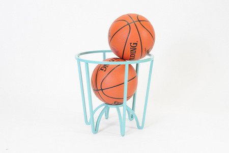 Detalle para la casa de... un amante del baloncesto (II)