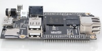 Cubieboard: Primeras impresiones del rival de la Raspberry Pi