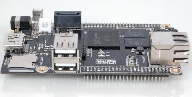 Cubieboard, el nuevo competidor de la Raspberry Pi, ya lo tenemos