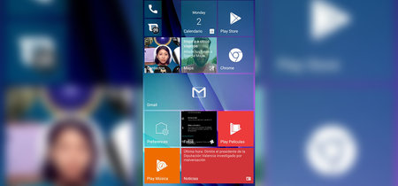 Así es Launcher 10, el lanzador para los nostálgicos de Windows Phone