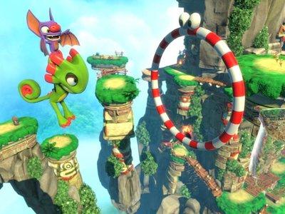 El parche de lanzamiento de Yooka-Laylee corregirá uno de los problemas más criticados del juego