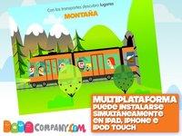 """""""Con los transportes aprendo"""" es una aplicación para iPad/iPhone diseñada para que los niños conozcan y desarrollen su creatividad jugando"""