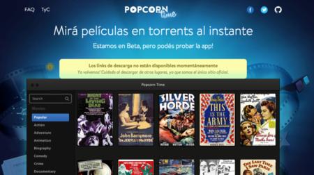 ¿Problemas para Popcorn Time? Mega borra su instalador y posible demanda a la vista