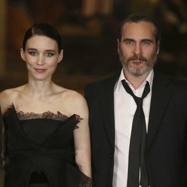 Suenan campanas de boda para Joaquin Phoenix y Rooney Mara