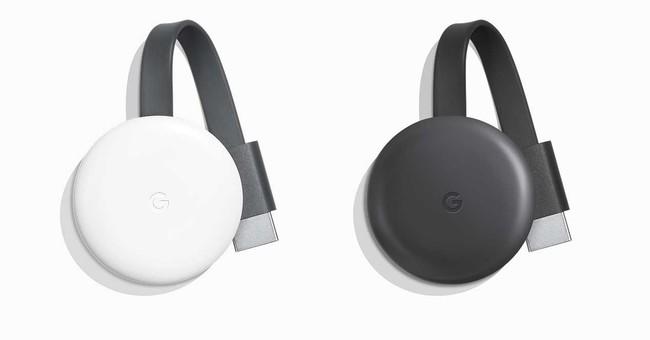Google Chromecast 3: la nueva generación de dispositivos llega sin brillo, ni 4K y con el mismo precio