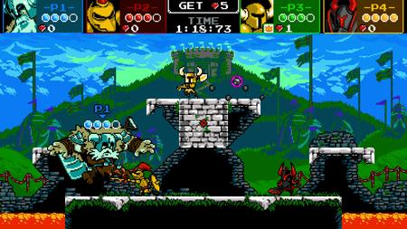 Shovel Knight Showdown 02
