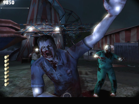 House of the Dead Overkill en Wii