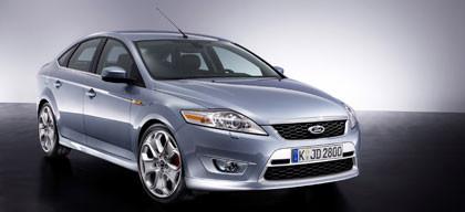 El primer Ford Mondeo sale de la factoría de Genk
