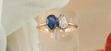 El anillo de pedida que Napoleón regaló a Joséphine de Beauharnais subastado
