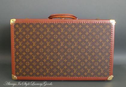 Nueva maleta de viaje Louis Vuitton