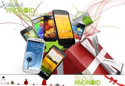 Los mejores smartphones para regalar estas navidades
