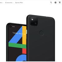 El Pixel 4a aparece por error en la Google Store mostrando su primera imagen oficial