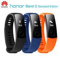 Desde España: pulsera inteligente Huawei Honor Band 3, sumergible hasta 50 metros, por 29,98 euros