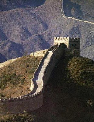 La Gran Muralla China en peligro