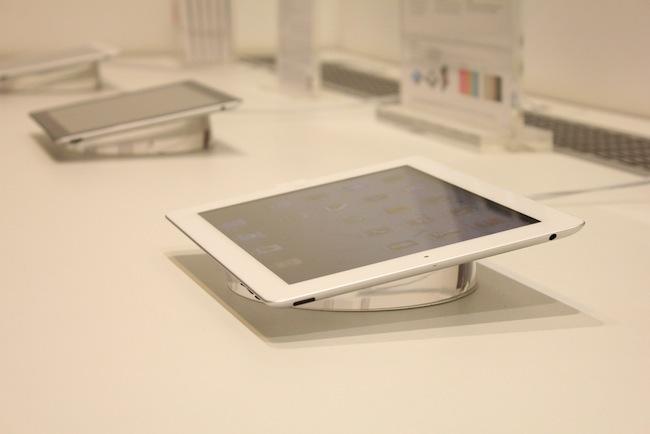 Mesa iPad 2 Apple Store