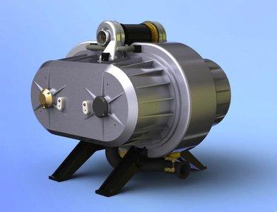 Motor circular de combustión interna, ¡Otro raruno a la colección!