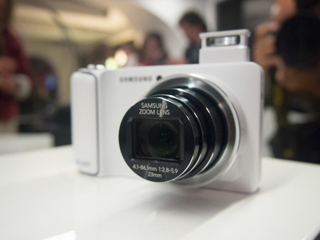 Samsung Galaxy Camera 7