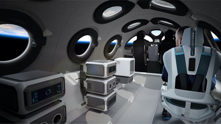 Virgin Galactic Spaceship