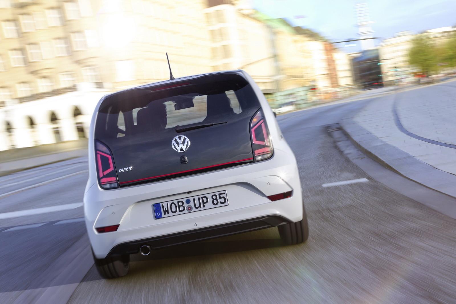 Foto de Volkswagen Up! GTI (9/17)