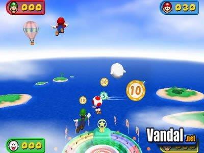 Imágenes de los nuevos juegos para GameCube y DS