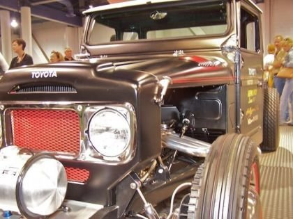 Toyota Land Cruiser Rat Rod