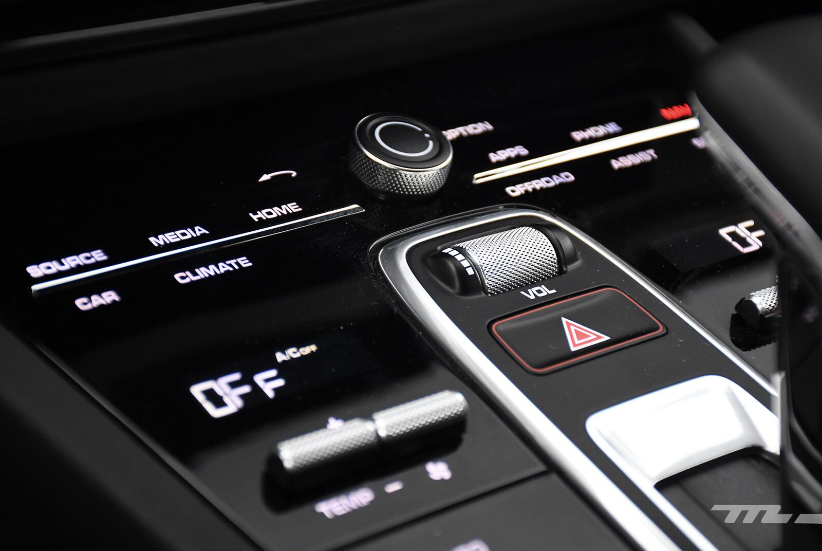 Foto de Porsche Cayenne Turbo Coupé (prueba) (23/28)