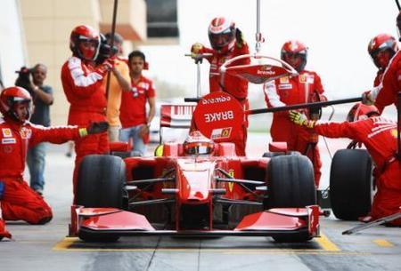 Suprimir los test en la Fórmula 1, un arma de doble filo para ahorrar costes