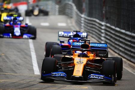 Sainz Monaco Formula 1 2019 2