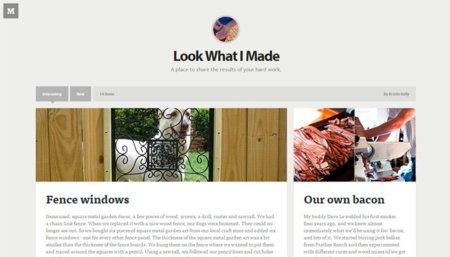 Medium, cuando los fundadores de Twitter combinan Tumblr y Pinterest