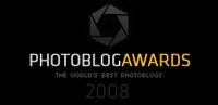 Finalistas y ganadores del Photoblog Awards 2008
