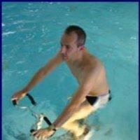 Pool Bike: pedalear bajo el agua
