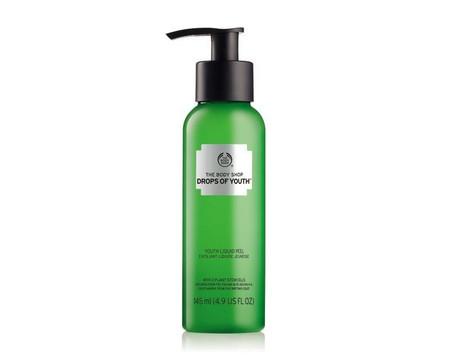 Renueva tu piel en pocos días con el nuevo peeling líquido de The Body Shop