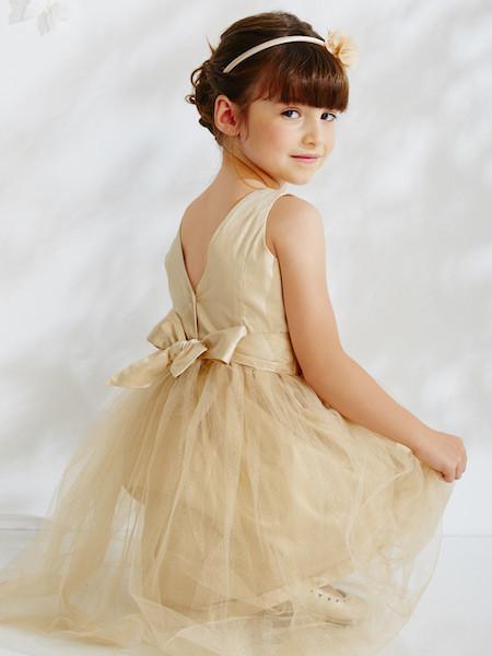"""""""Perfume de fiesta"""": nueva y sugerente colección de Vertbaudet con ropa de ceremonia para niños"""