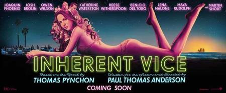 'Puro vicio' de Paul Thomas Anderson, nuevo cartel y segundo tráiler