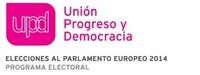 Programa de UPyD para las Elecciones Europeas del 25 de mayo