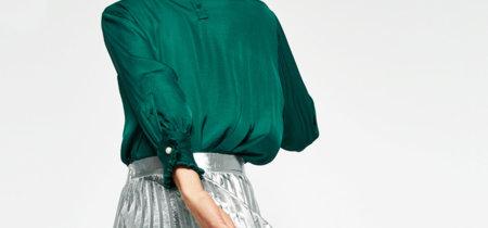 Las 15 faldas midi de Zara que desearás tener en tu armario