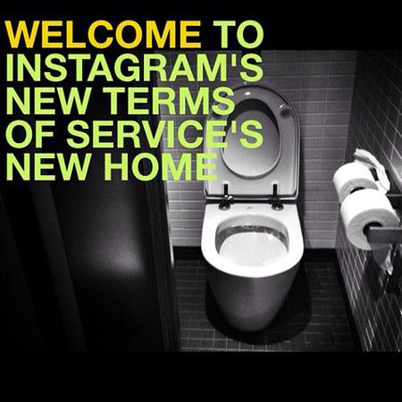 TOS en instagram