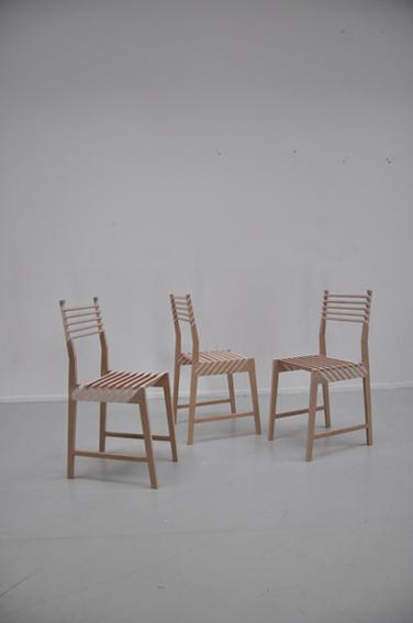 Foto de Silla Triplette, tres sillas en una sola (1/7)