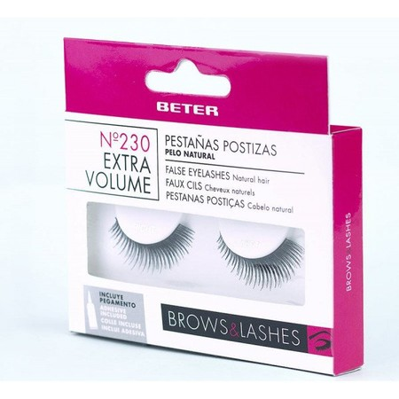 Brow Lashes Pestanas Postizas