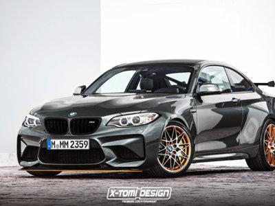 En Alemania ya hablan de un hipotético BMW M2 GTS
