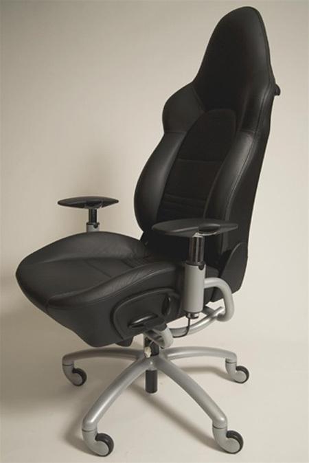 las sillas de oficina que todo aficionado al motor querr a